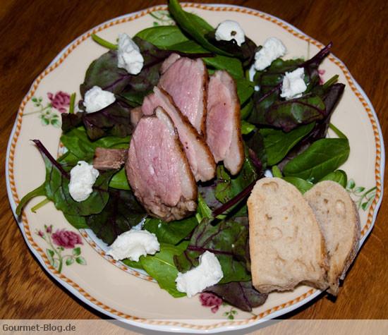 spinat-salat-mit-entenbrust