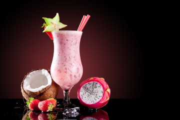 Strawberry Colada