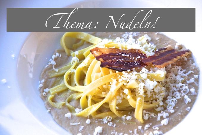 Nudeln-Pastasorten