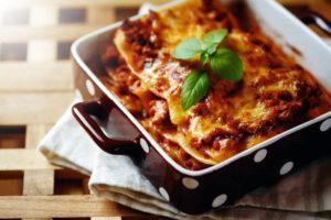 Lasagne Grundrezept