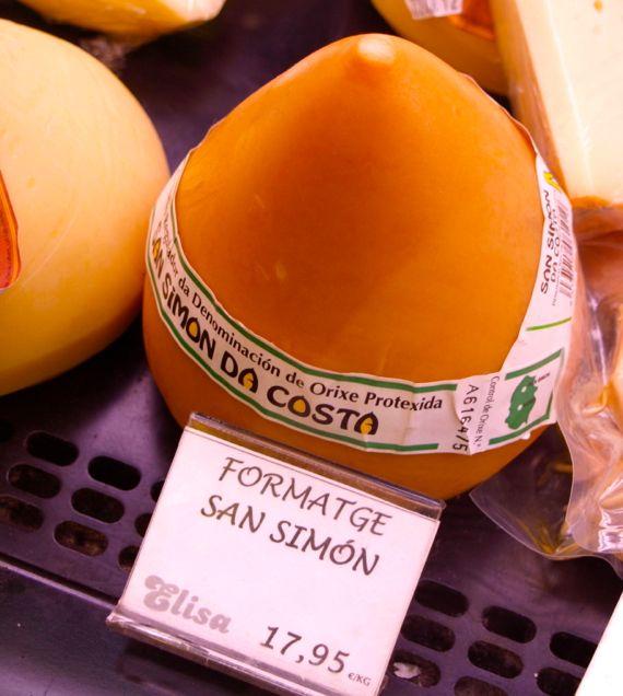 Käse ist lecker und sehr gesund