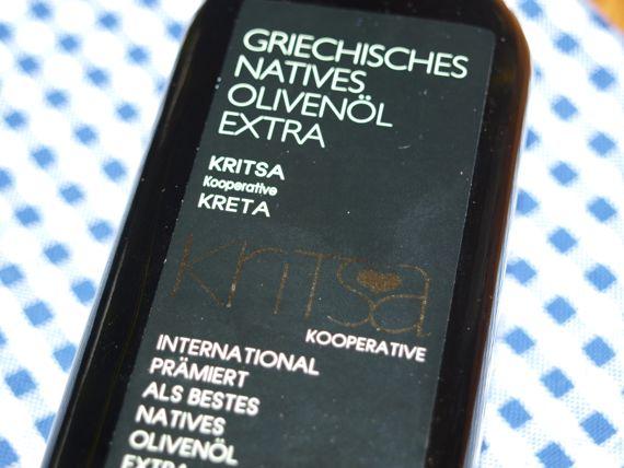 Olivenöl kann ranzig werden