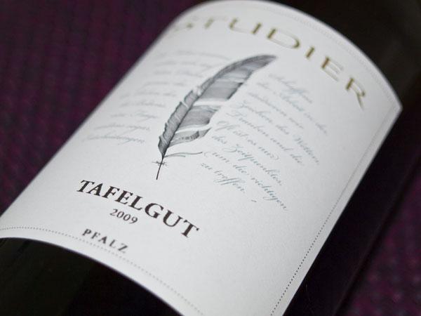 Weingut Studier Cuvee Tafelgut 2009