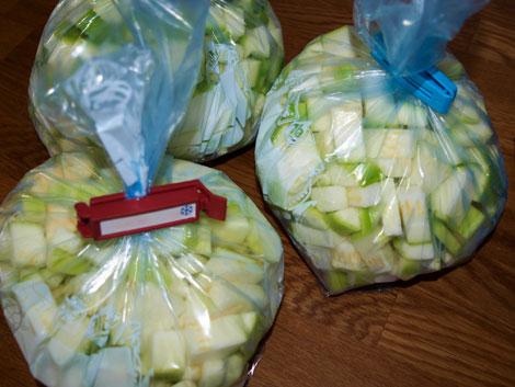Wie Zucchini Einfrieren So Gehts