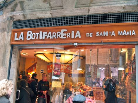 La Bottifarreria de Santa Maria