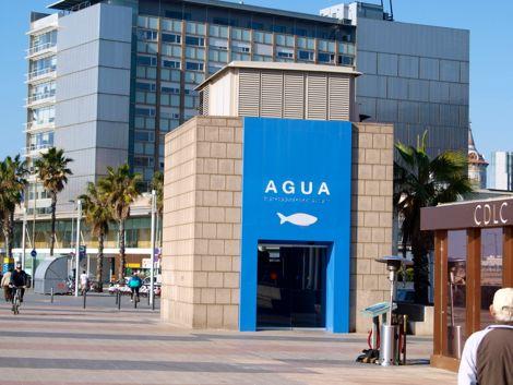 Agua Barcelona