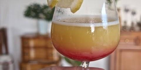 Tequila Sunrise Cocktail - Ein Klassiker