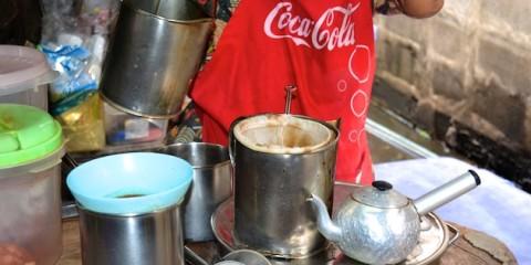 Kaffeezubereitung in Asien, ganz anders als die deutsche Kultur