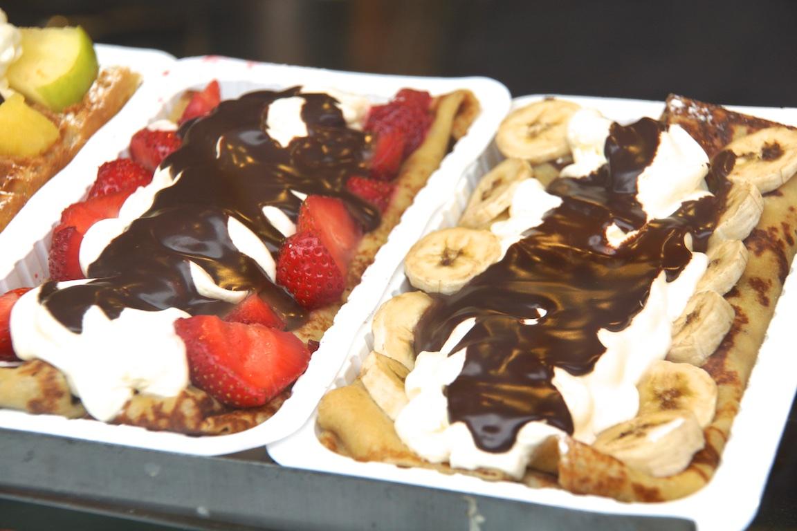 Belgische Spezialitäten - Nicht immer auch Kalorienarm