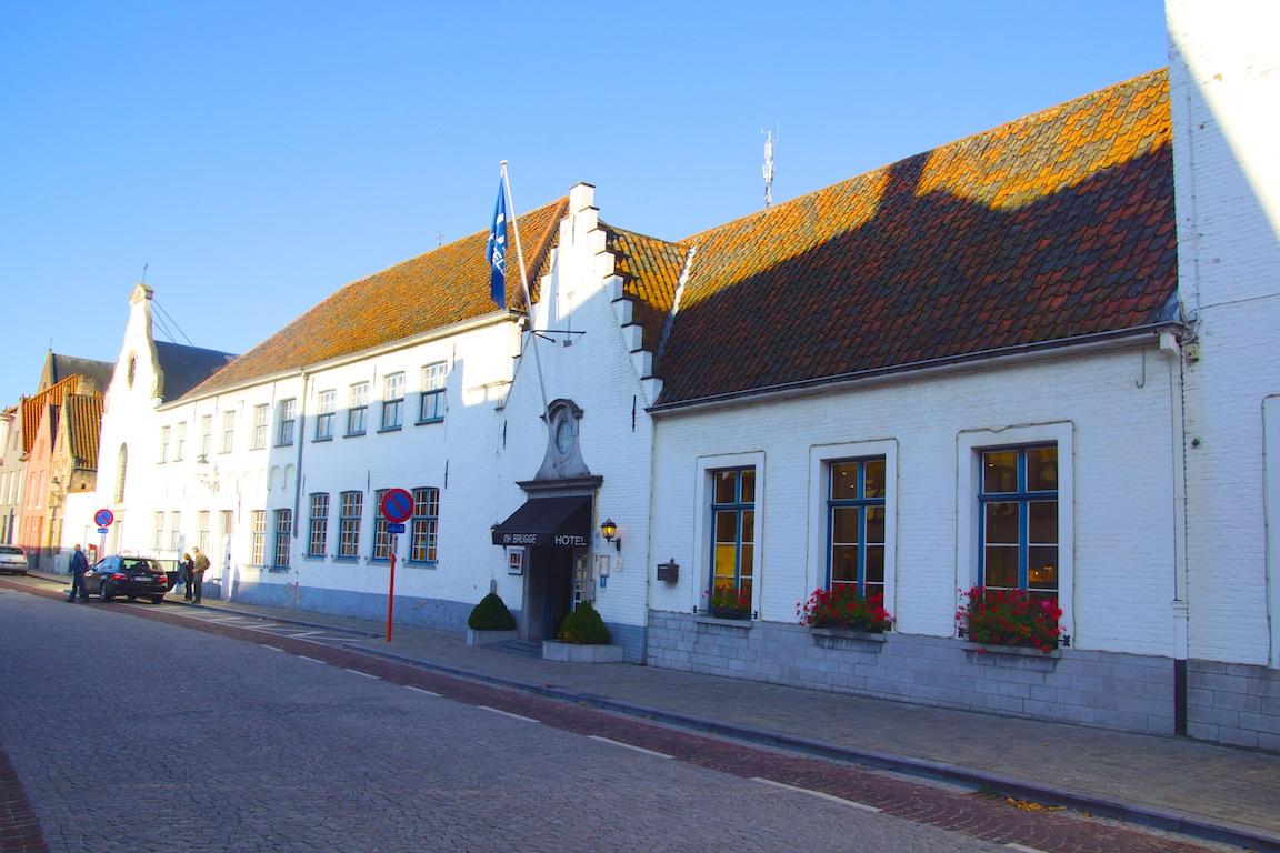 NH Hotel in Brügge - Stilvoll und ruhig mitten in der Stadt