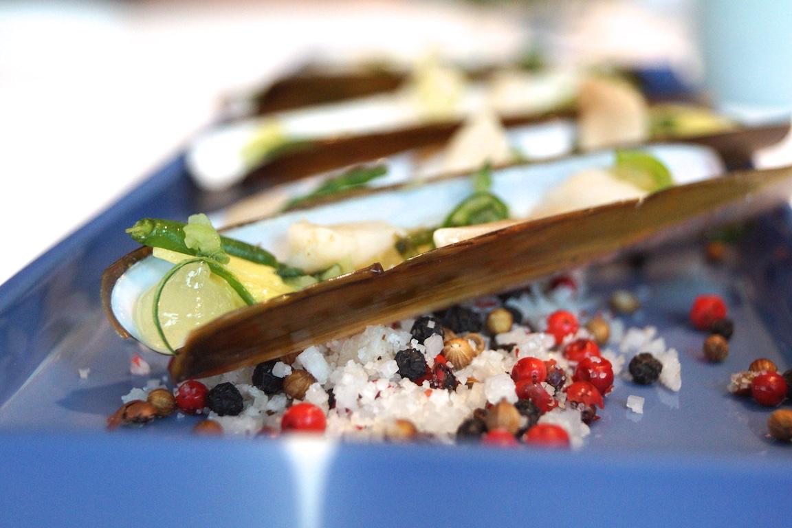 Restaurant Bartholomeus in Knokke Heist - Spitzenrestaurant für Fischliebhaber