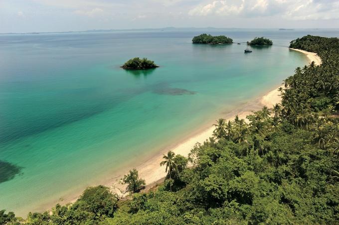 Pearl Island, Ritz-Carlton Reserve (1)
