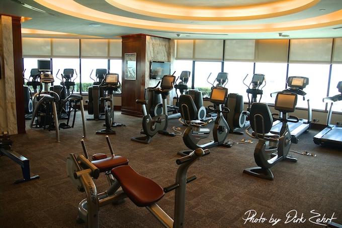 intercontinental-bangkok fitness und SPA