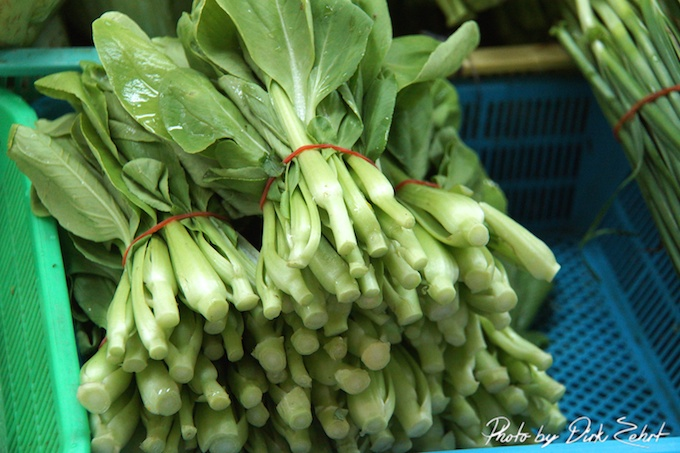 Superfoods - Gesundes Grün