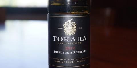 tokara-directors reserve 2012