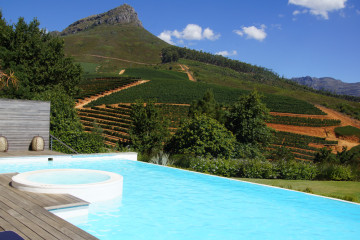 Delaire Graff Lodges & SPA - Pool