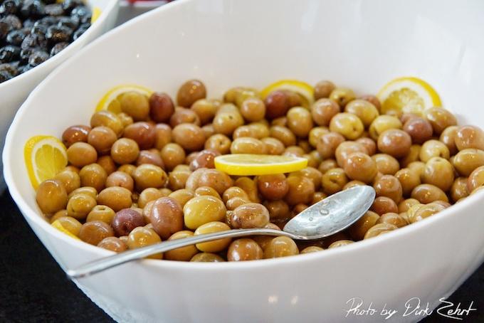 türkische oliven