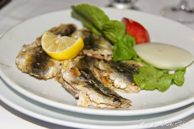 türkische sardinen