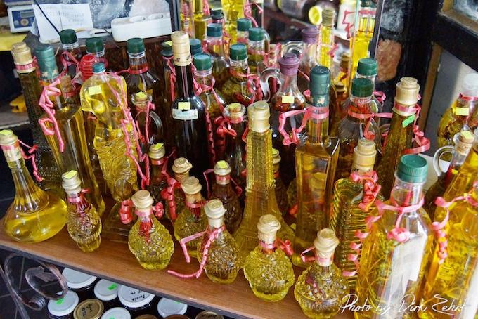 türkisches olivenöl