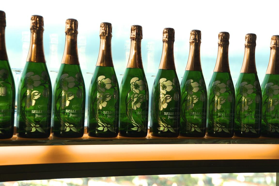 Champagner - Nur das Beste für die Gäste