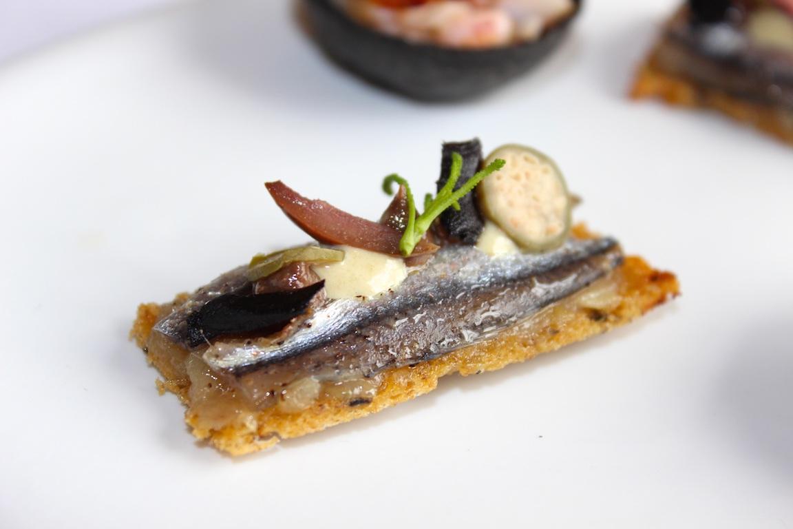 Tapas mit Fisch - Eine kleine Köstlichkeit
