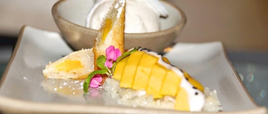 saffron restaurant - banyan tree - bangkok