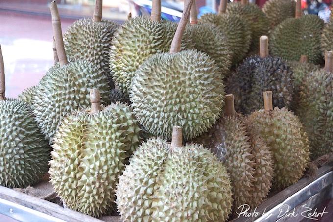Durian und ihre Kalorien