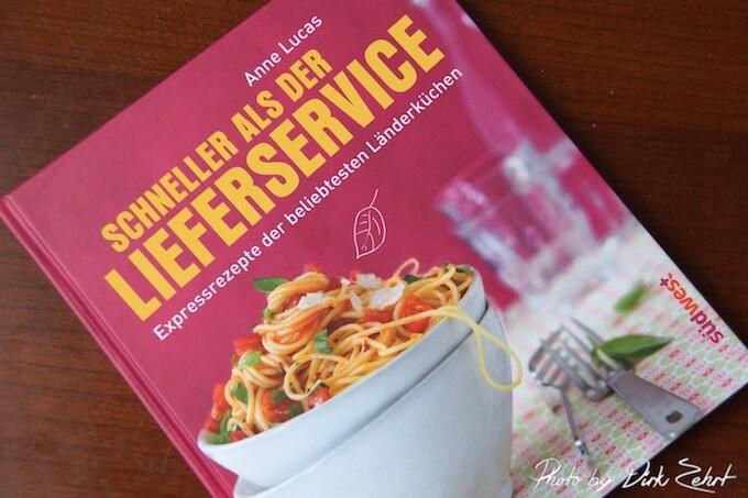 Schneller als der Lieferservice Kochbuch