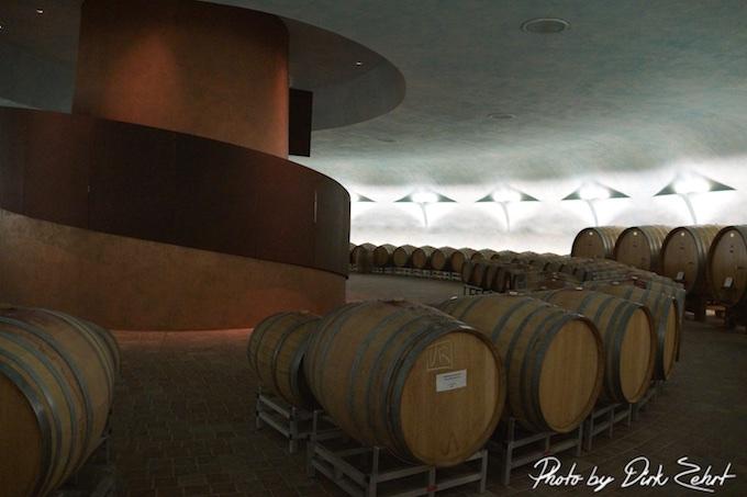 Tenuta Castelbuono - tolles Licht und futuristische Architektur