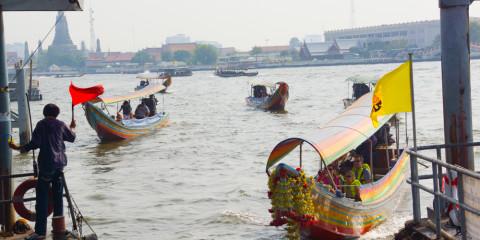 Bangkok - nicht immer ungefährlich