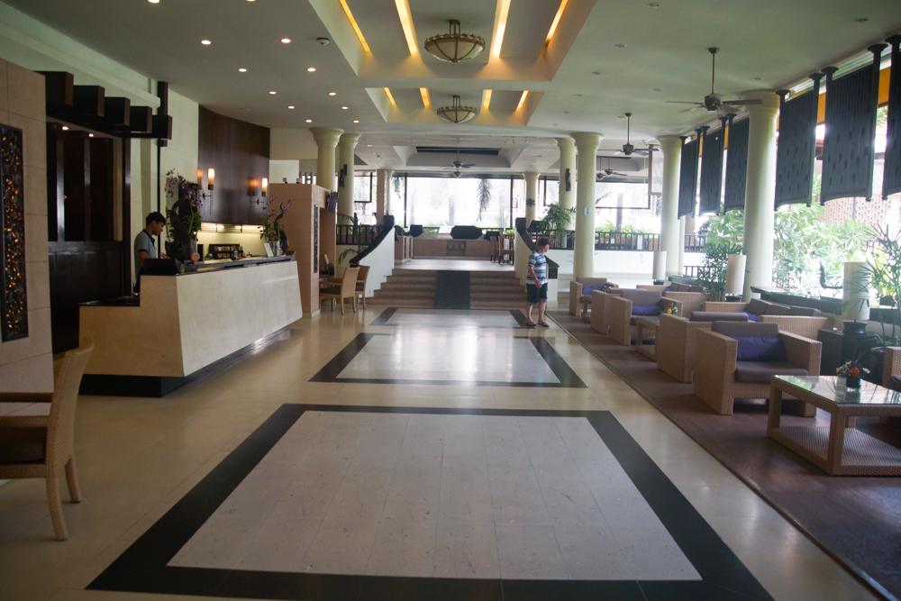 Deevana Resort Patong - Rezeption