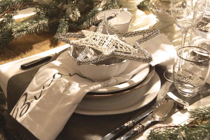 Tipps zum fest der gedeckte weihnachtstisch - Deko fur weihnachtstisch ...