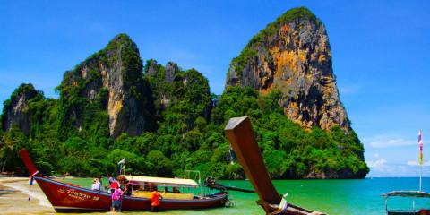 Koh Phi Phi – Tauchen und Schnorcheln