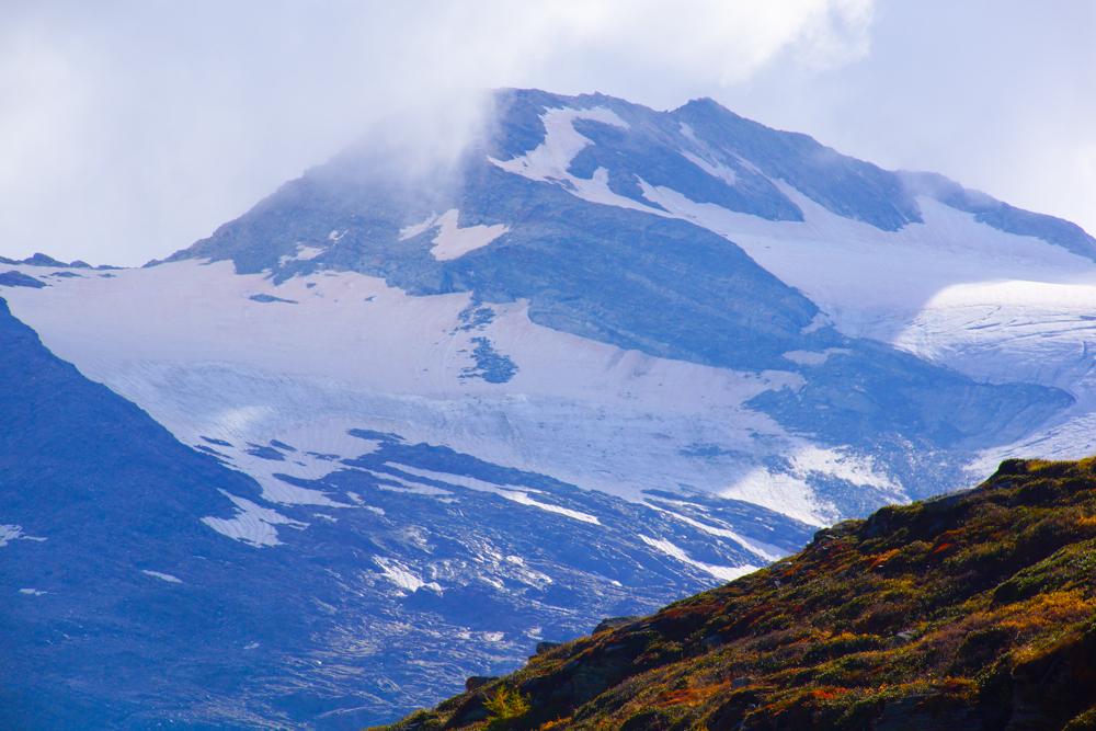 Monte-Moro-Pass Wanderung - Höhenwanderweg