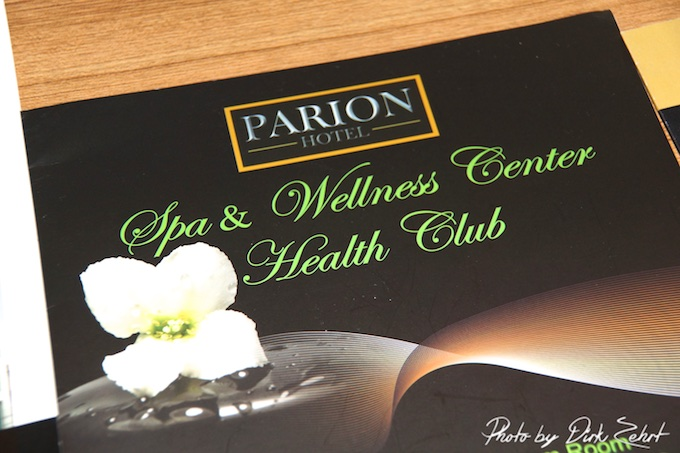 Parion Hotel in Canakkale - Wellness