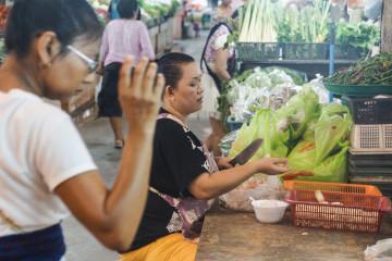 Thai - Respektvoller Umgang ist wichtig