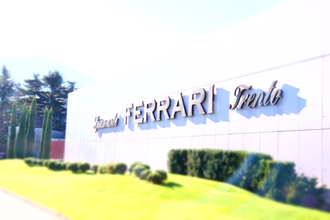 Spumante Ferrari Trento - Weingut