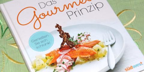 Das Gourmet Prinzip - Genießen sie sich schlank Cover