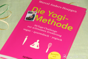 Die Yogi Methode - Marcel Anders-Hoepgen Cover