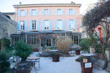 Hotel Le Clair de La Plume - Außenansicht