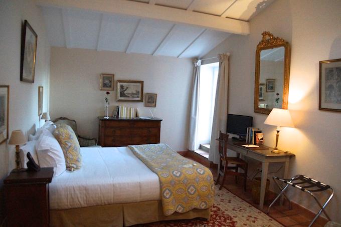 Hotel Le Clair de La Plume - Das Zimmer
