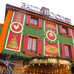 Restaurant Paul Bocuse in der Region Rhône-Alpes