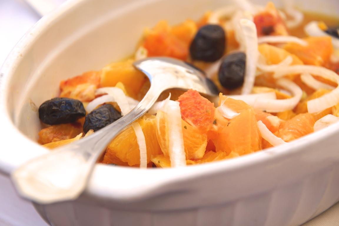 Sizilianischer Orangensalat – Italien auf dem Teller