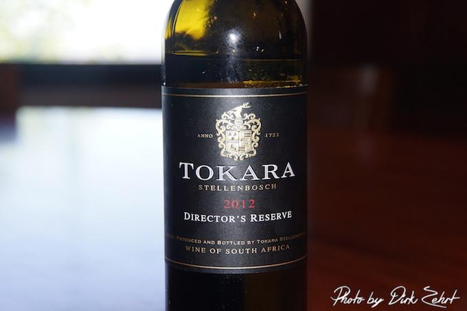 Tokara Directors Reserve 2012
