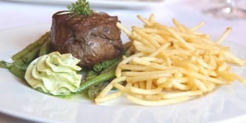 Restaurant Mark Brandenburg – Rinderfilet mit Bohnen