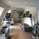 Napoleon Hotel Paris Fitnessstudio