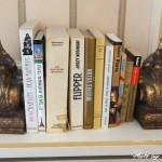Napoleon Hotel Paris - Bücher im Zimmer