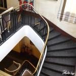 Napoleon Hotel Paris Treppenhaus