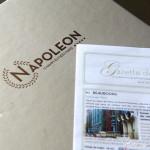 Napoleon Hotel Paris - Gazette