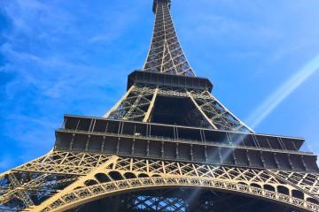 Napoleon Hotel Paris - Der Eiffelturm ist nicht weit entfernt